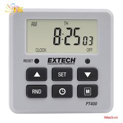 Đồng hồ hẹn giờ nguồn điện Extech PT400