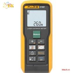 Cách sử dụng thước đo laser Fluke 419D