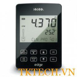 Máy đo pH/nhiệt độ Hanna HI2020-02 - Edge đa chỉ tiêu
