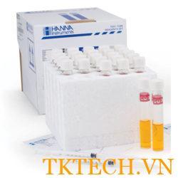 Thuốc thử COD không thủy ngân HI93754D-25Thuốc thử COD không thủy ngân HI93754D-25