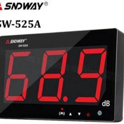 Máy đo độ ồn SNDWAY SW-525A